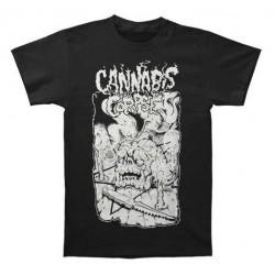 Cannabis Corpse - Blunted at Birth - T shirt (Men)