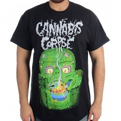 Cannabis Corpse - Bowl of Fire - T shirt (Men)
