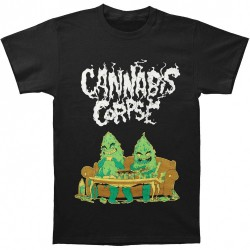 Cannabis Corpse - Couch Dudes - T shirt (Men)