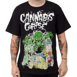 Cannabis Corpse - Ghost Ripper - T shirt (Men)