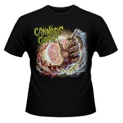 Cannabis Corpse - Left Hand Pass - T shirt (Men)