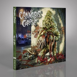 Cannabis Corpse - Nug So Vile - CD + Digital