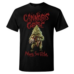 Cannabis Corpse - Nug So Vile - T shirt (Men)