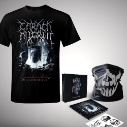 Carach Angren - Franckensteina Strataemontanus - Digibox + T Shirt bundle (Men)