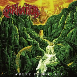 Carnation - Where Death Lies - CD + Digital