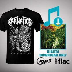 Carnation - Where Death Lies - Digital + T-shirt bundle (Men)