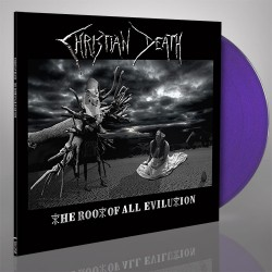 Christian Death - The Root of All Evilution - LP COLORED