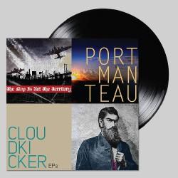 Cloudkicker - The EP's - DOUBLE LP