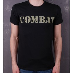 Combat Records - Logo - T shirt (Men)