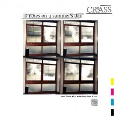 Crass - Ten Notes on a Summer's Day - LP