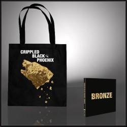 Crippled Black Phoenix - Bronze (Deluxe) - CD Digipak + Tote Bag