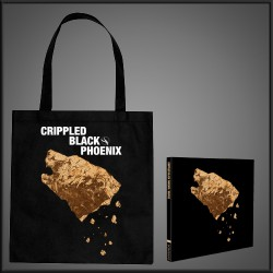 Crippled Black Phoenix - Bronze - CD Digipak + Tote Bag