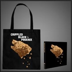Crippled Black Phoenix - Bronze - CD Digipak + Tote Bag