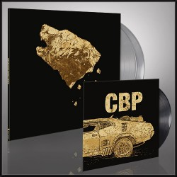 "Crippled Black Phoenix - Bronze - DOUBLE LP GATEFOLD COLORED + 7"" EP"