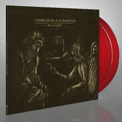 Crippled Black Phoenix - Ellengæst - DOUBLE LP GATEFOLD COLORED + Digital