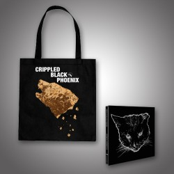 Crippled Black Phoenix - Horrific Honorifics + Tote - CD DIGISLEEVE + TOTE BAG