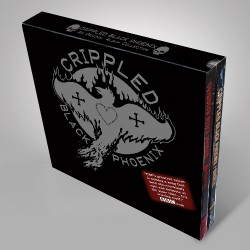 Crippled Black Phoenix - New Dark Age + Bronze - 2CD BOX + Digital