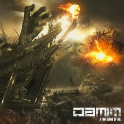 Damim - A Fine Game Of Nil - LP Gatefold