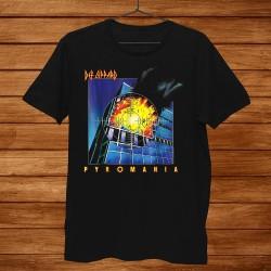 Def Leppard - Pyromania - T shirt (Men)