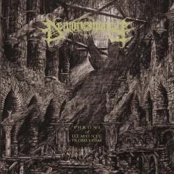Demonomancy - Throne of Demonic Proselytism - LP Gatefold