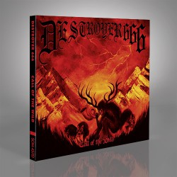 Destroyer 666 - Call of the Wild - CD EP