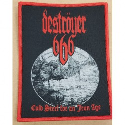Destroyer 666 - Cold Steel for an Iron Age - Patch
