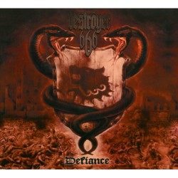 Destroyer 666 - Defiance - CD