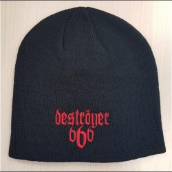 Destroyer 666 - Logo - Beanie