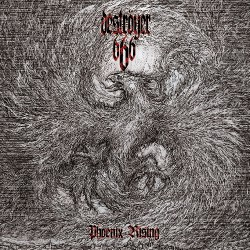 Destroyer 666 - Phoenix Rising - CD