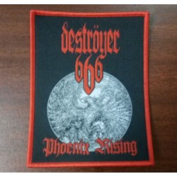 Destroyer 666 - Phoenix Rising - Patch