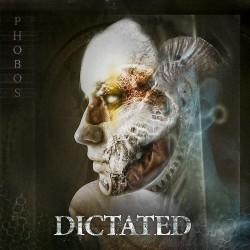 Dictated - Phobos - CD DIGIPAK