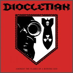 Diocletian - Amongst The Flames Of A Burning God - CD