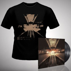 Disperse - Foreword - DOUBLE LP GATEFOLD + T Shirt Bundle (Men)