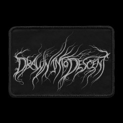 Drawn Into Descent - Logo - Patch