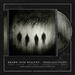 Drawn Into Descent - S/T - CD