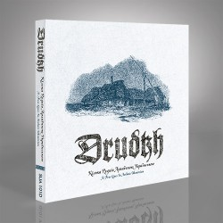 Drudkh - A Few Lines in Archaic Ukrainian - CD DIGIPAK + Digital
