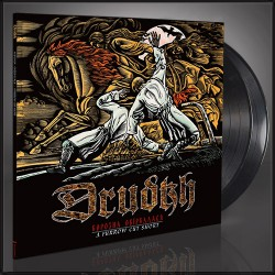 Drudkh - A Furrow Cut Short - DOUBLE LP Gatefold