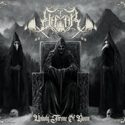 Elfor - Unholy Throne of Doom - LP COLORED