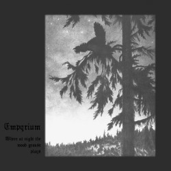 Empyrium - Where At Night The Wood Grouse Plays - CD DIGIPAK