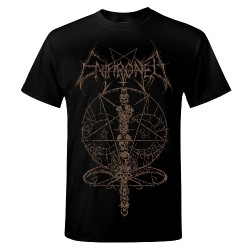 Enthroned - Ink - T shirt (Men)