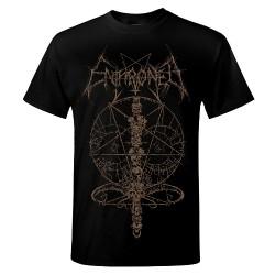 Enthroned - Ink - T shirt (Men)