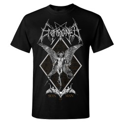 Enthroned - Son of Man - T shirt (Men)