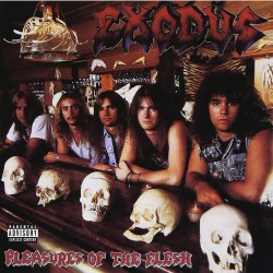 Exodus - Pleasures of the Flesh - LP Gatefold Colored