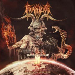 Fornicus - Hymns Of Dominion - CD DIGIPAK