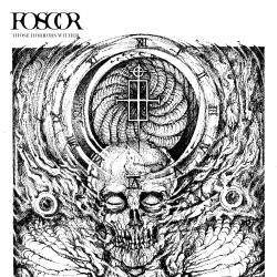 Foscor - Those Horrors Wither - CD DIGIPAK
