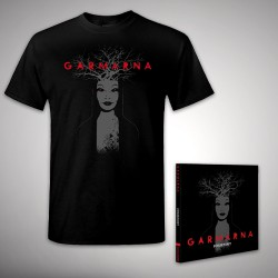 Garmarna - Bundle 1 - CD DIGISLEEVE + T-shirt bundle (Men)