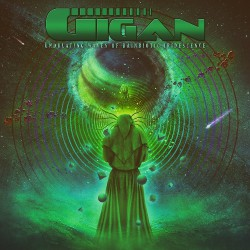 Gigan - Undulating Waves of Rainbiotic Iridescence - CD