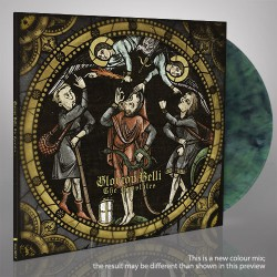 Glorior Belli - The Apostates - LP Gatefold Colored