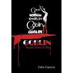 Goblin - Seven Notes in Red - Book