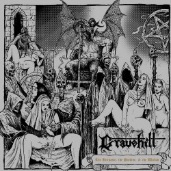 Gravehill - The Unchaste, the Profane & the Wicked - CD DIGIPAK